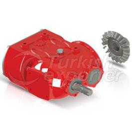 Gearboxes CD130
