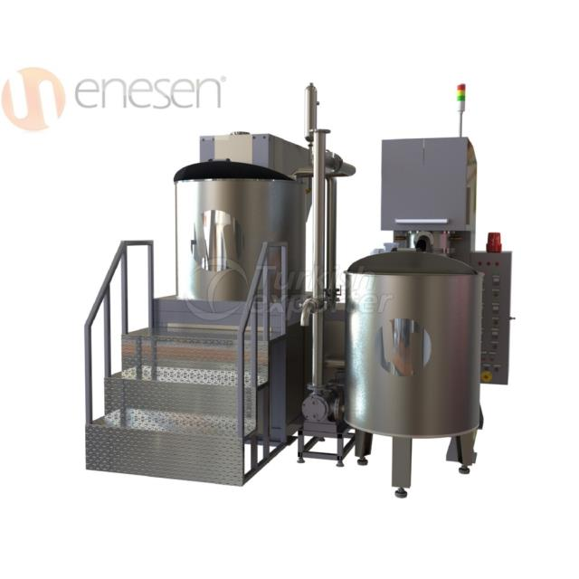 BME 500(CHOCOLATE BALL MILL)