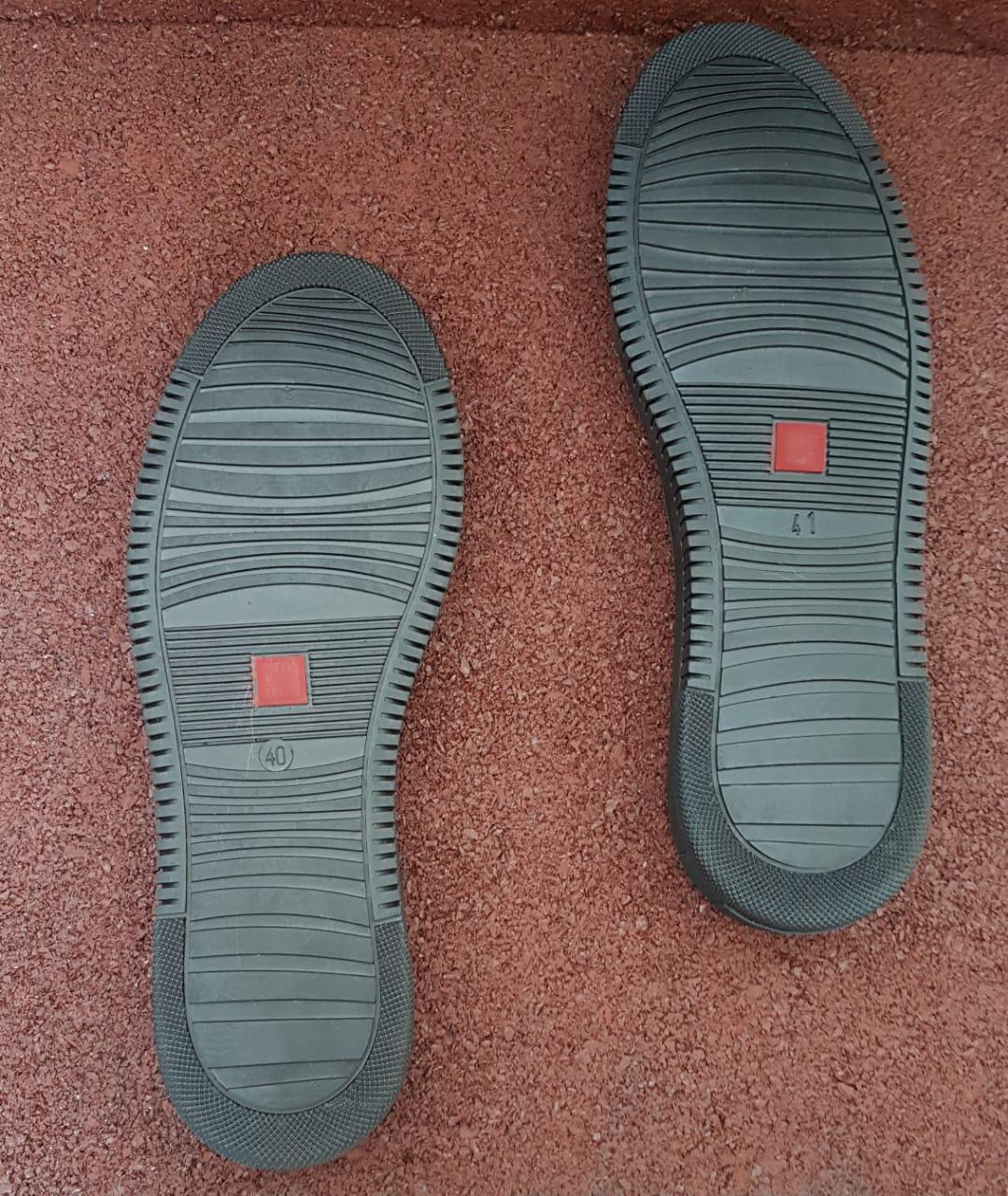 Rubber Footwear sole