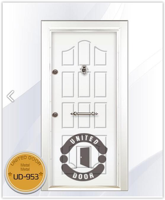 Metal Door Serie - UD-953