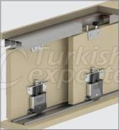 Adjustable Sliding Door System M03 7030 SFT