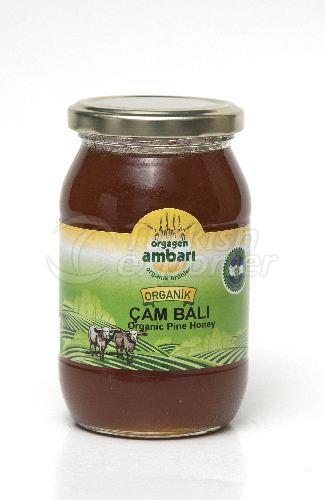 Organic Honeydew Honey 460 Gr