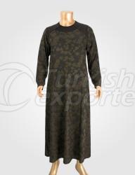 6075  BIG SIZE DRESS