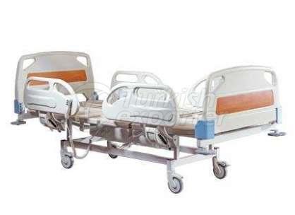 2 Cama de cuidados intensivos para pacientes motorizados