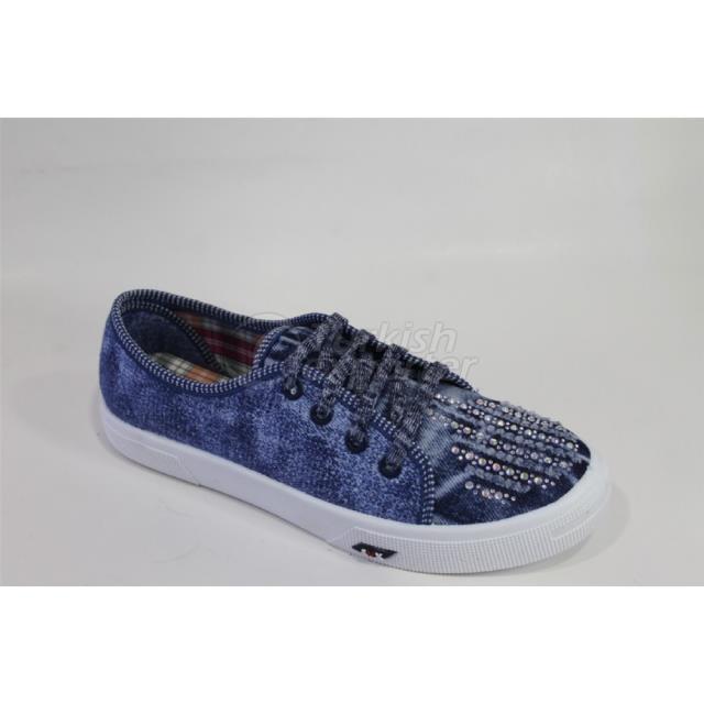 Chaussures en lin 3471-7