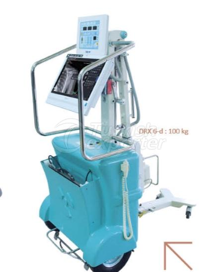 Mobile Dr Systems DRX 6-d