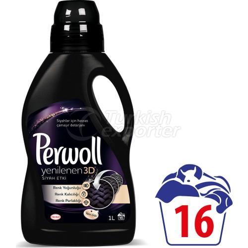 PERWOLL RENEWED 3D BLACK 1L/16 WASH