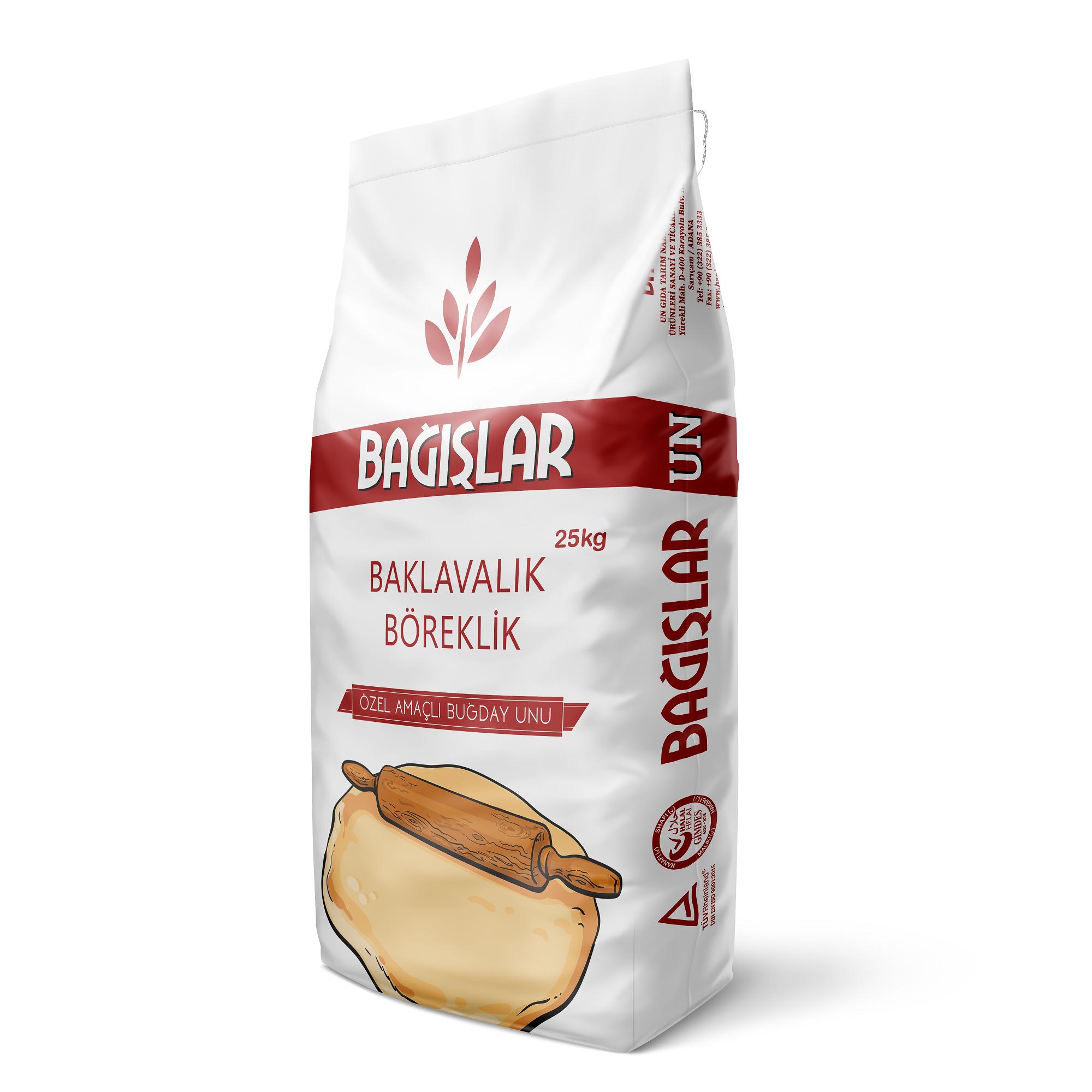 Baklava Flour