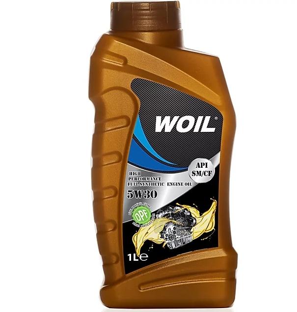 Óleo de motor WOIL 5W30