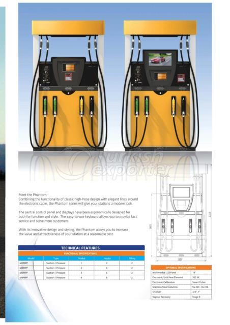 Phantom Fuel Dispenser