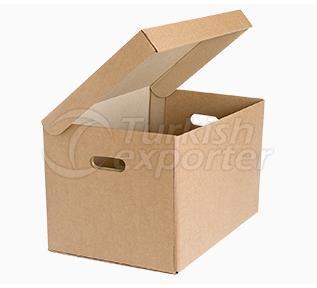 Office File Box Premium