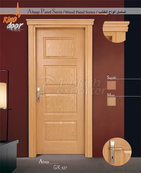 Wooden Panel Door - Abuja
