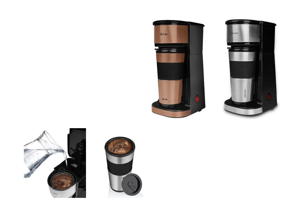 Máquina de café com filtro Perfectto