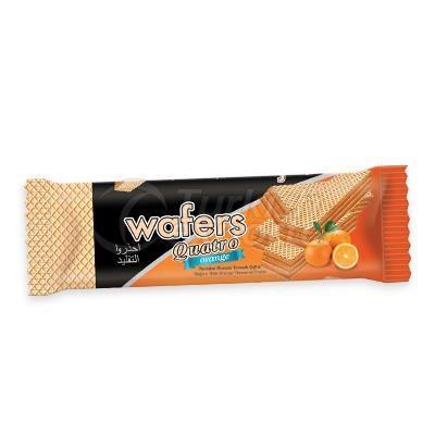 Wafer -Wafers Quatro Orange