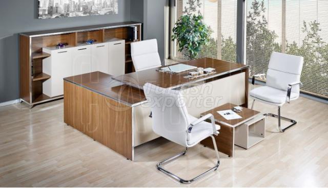 Executive Office Set Cordoba