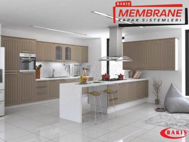 Membrane Cabinet Doors