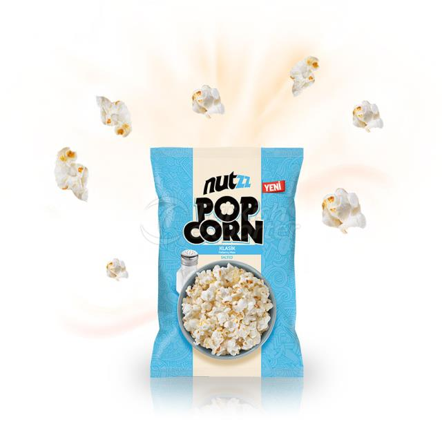 Nutzz Salted Pop Corn
