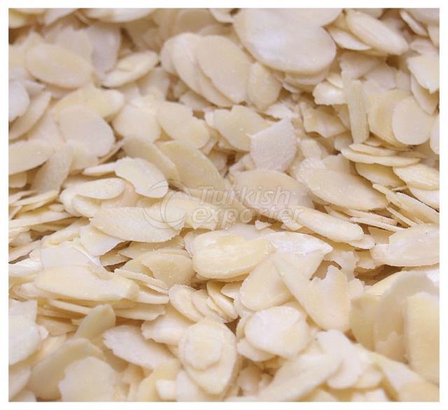 Almonds Kernel Sliced