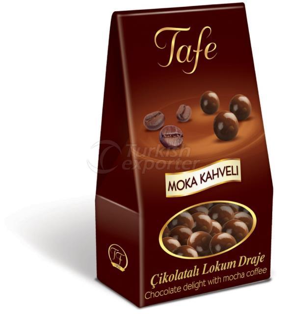 Délice au chocolat avec moka 1249