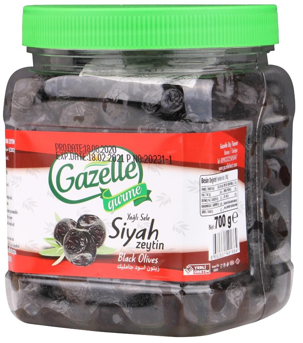 700 gr d'olives noires
