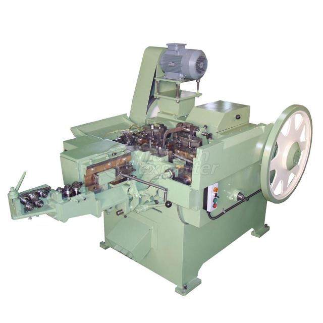 AUTOMATIC WIRE NAIL MAKING MACHINES