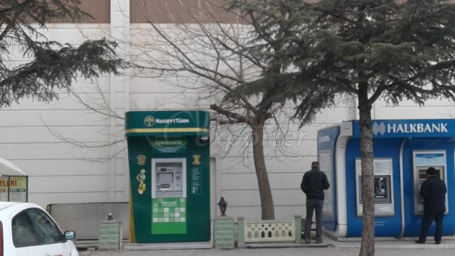 atm and kiosk