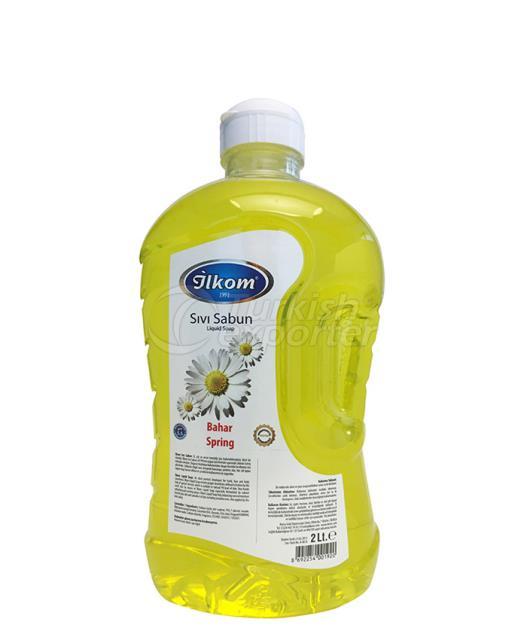 Jabón Líquido 2000 ml Fragante de Primavera