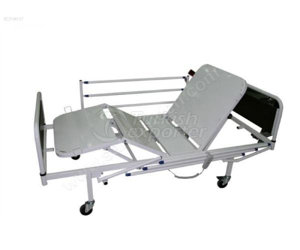 سرير مرضى بمحرك