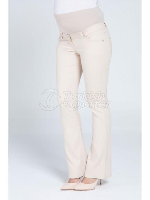 Cotton Lycra Spanish Leg Pants