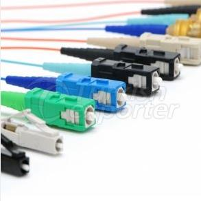 Connectivité fibre optique