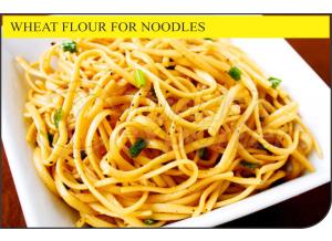Wheat Flour for Noodles