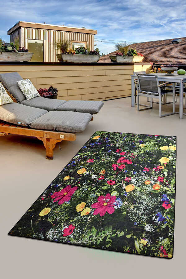 Balcony Carpet - Foresta Djt