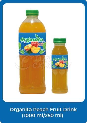 Organita Peach Fruit Drink