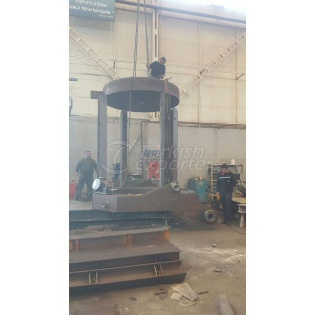 Furnace Steel Parts