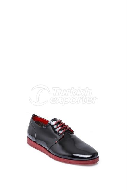 WSS Wessi Shiny Leather Shoes