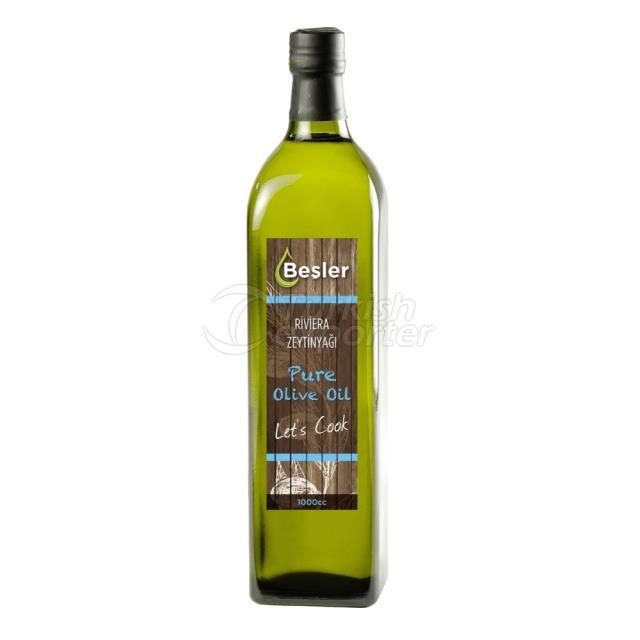 Riviera Olive Oil lt
