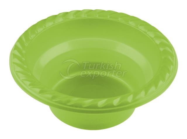 Tigela de Sopa de Placas Descartáveis