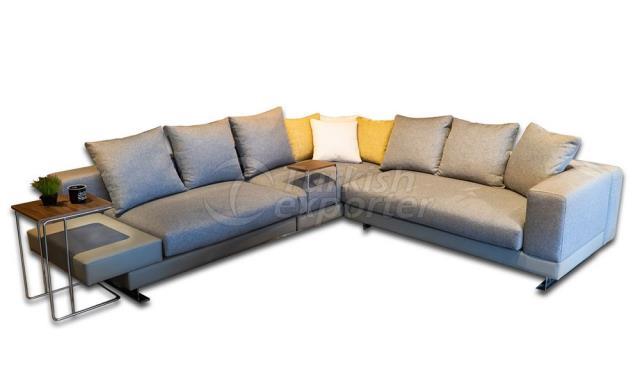 EA2280 Corner Sofa
