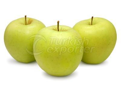 تفاح الذهبي لذيذ