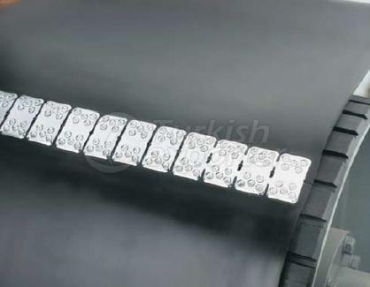 Conveyor Belt Lacing System