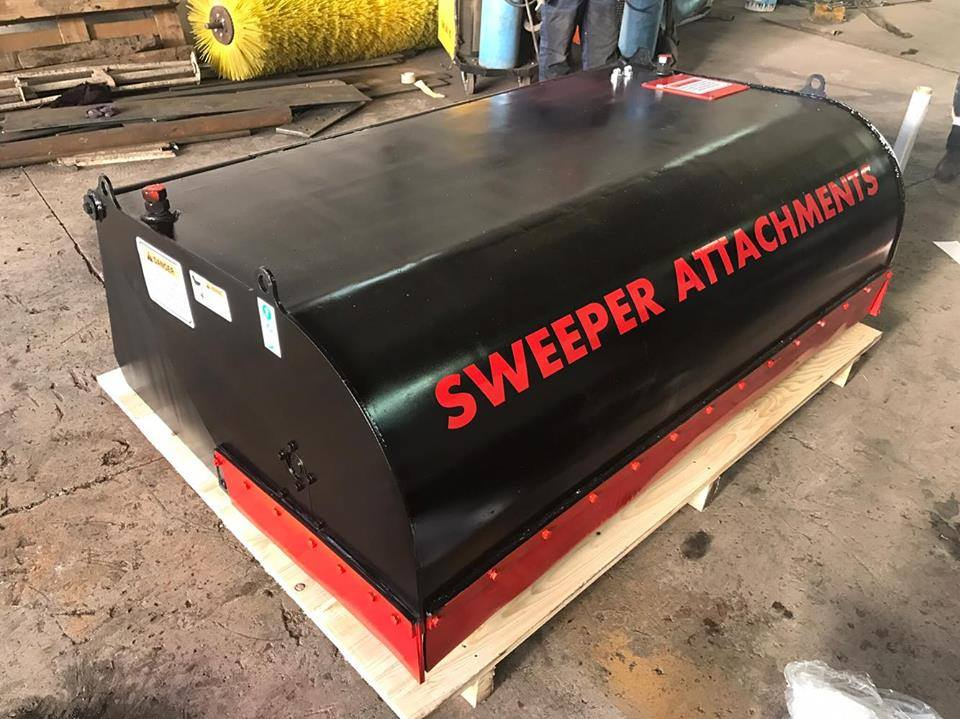 SWEEPER ATTACHMENTS