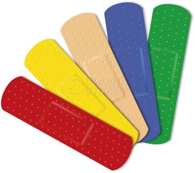 Honnes Colored First Aid Strips