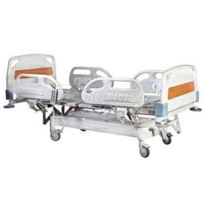 4 Cama del paciente motor