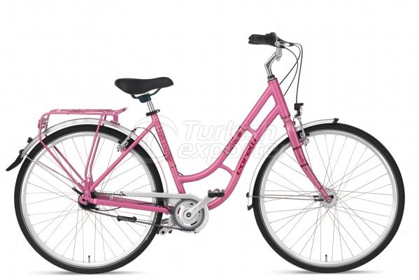 Bicycles – City - Latte