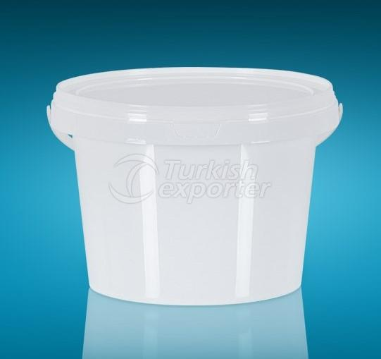 Round Packages Bucket 1,75LT