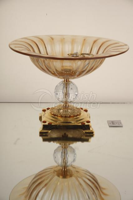 Ribbon Fruit Bowl 1AU-048