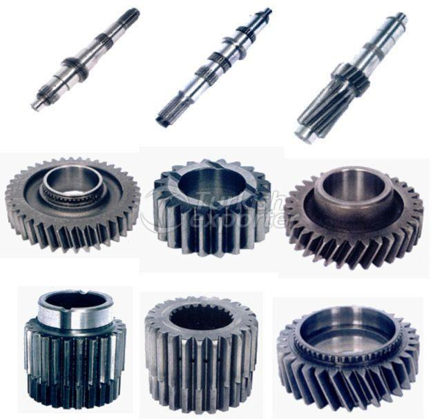 Timing Shaft Assembly