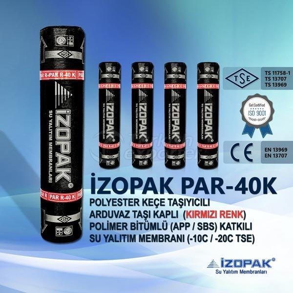 Izopak PAR-40K Su Yalıtım Membranı