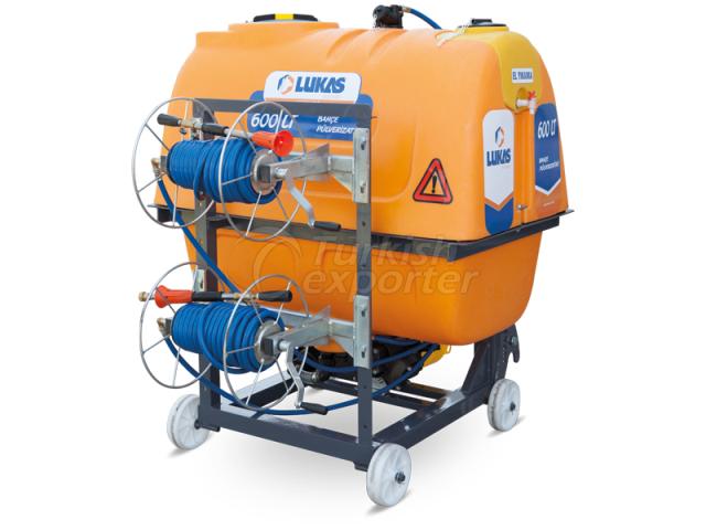 Máquina de pulverizadores LKS-B-PP-600