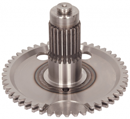 Shaft With Flange S1618